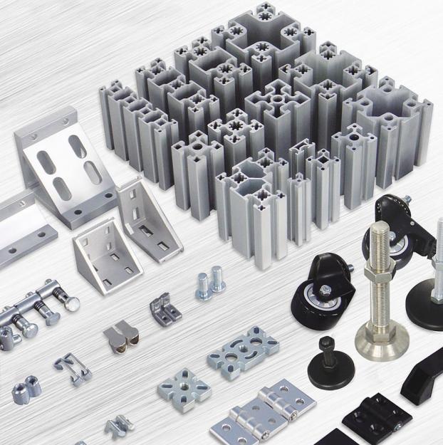aluminio estructural